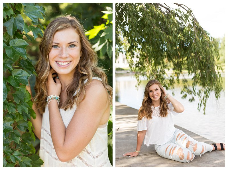 Kaylee Larsen – Senior Session