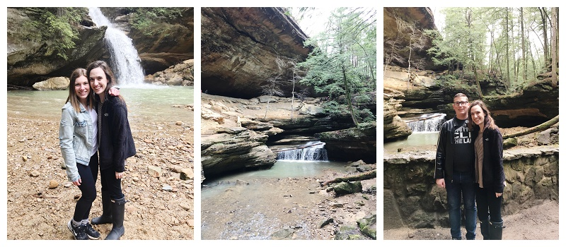 Hocking Hills Trip – Blissful Ridge Lodge