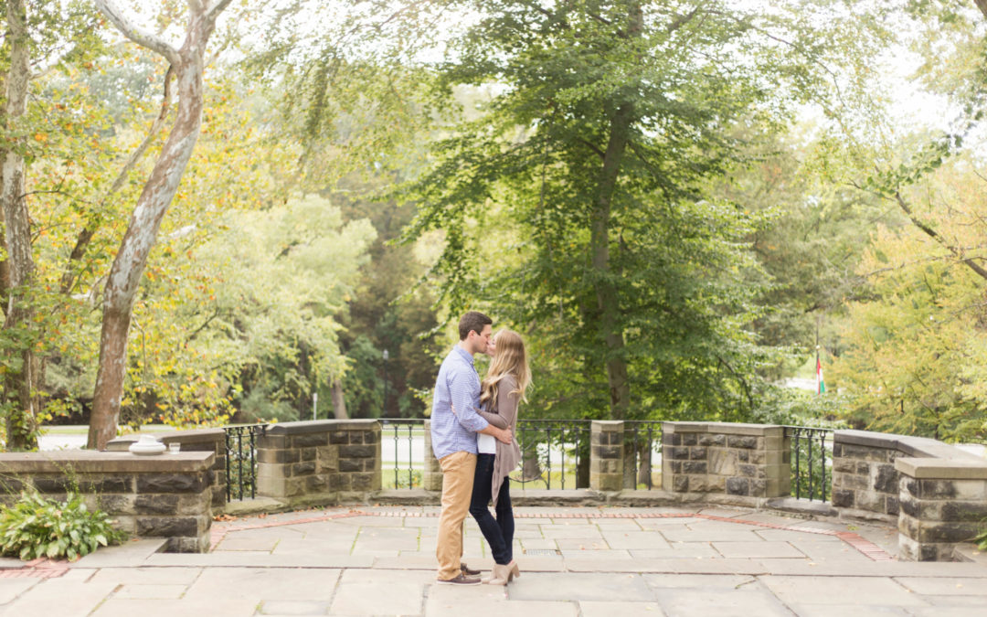 Kiani & Andrew – Cleveland Engagement Session
