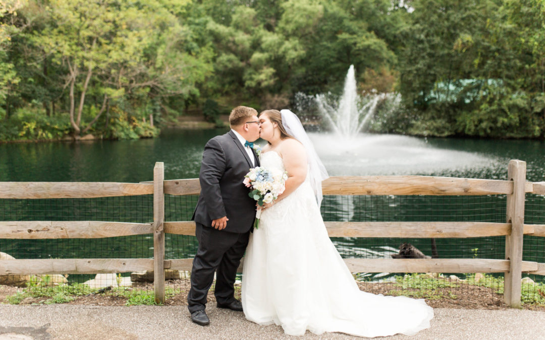 Ashley & Patrick – Cleveland Zoo Wedding