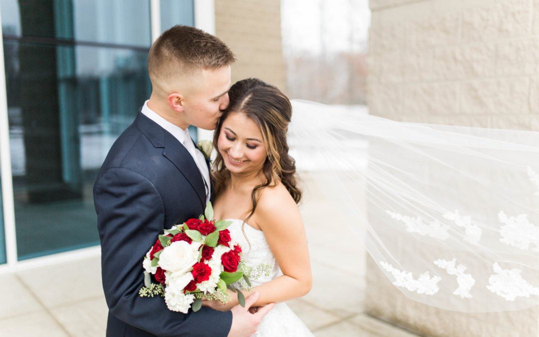 Reilly & Brian – A Cleveland Christmas Wedding