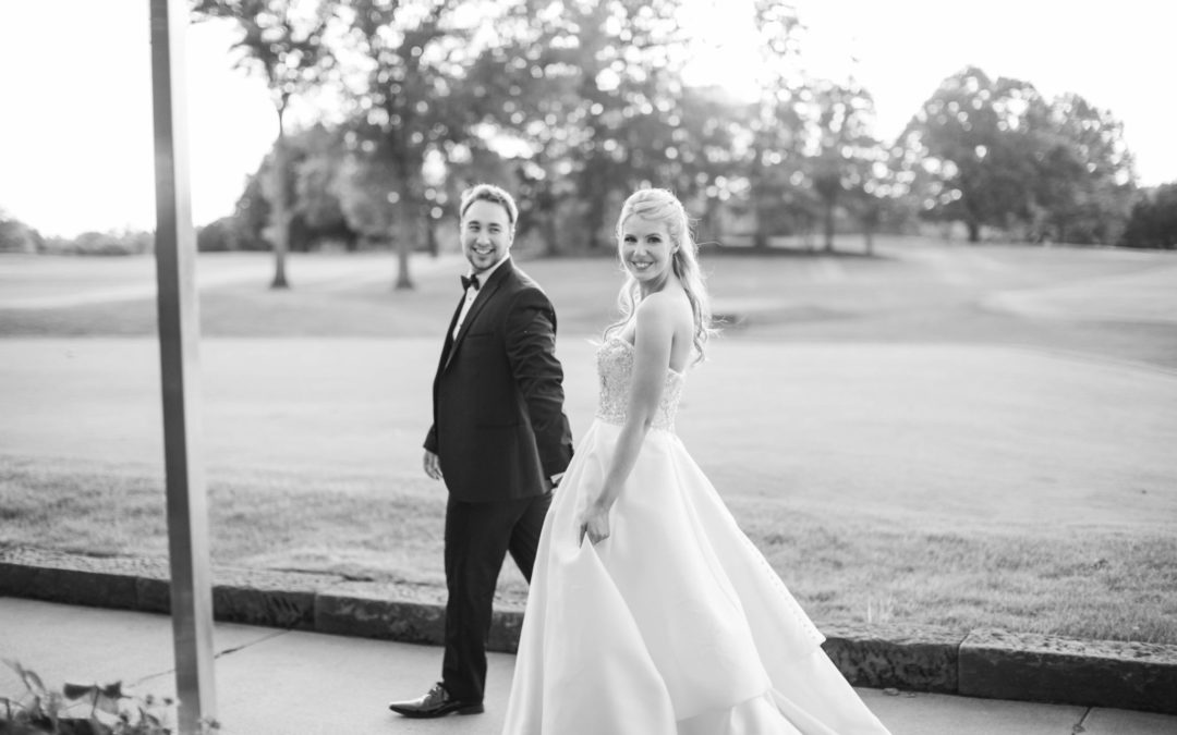 Erin & Jordan – Portage Country Club Wedding